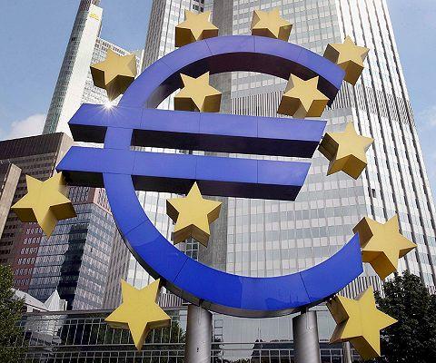 Cambios del euro del Banco Central Europeo
