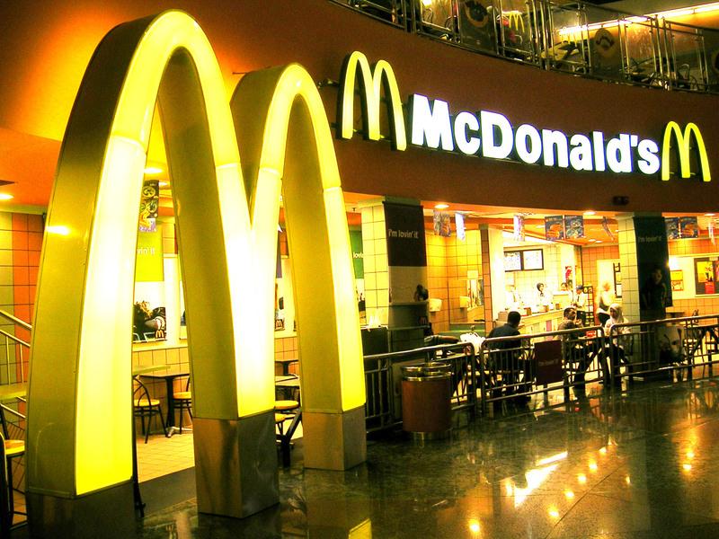 McDonald's reporta 828 millones de euros en el primer trimestre del 2011