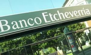 Banesco apuesta por la marca Etcheverría para la fusión con NCG