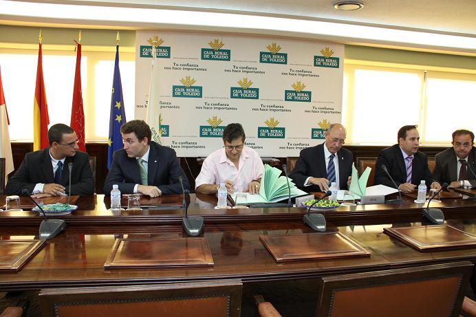 Caja Rural de Toledo se denominará Caja Rural Castilla-La Mancha