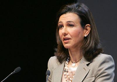 Ana Patricia Botín, fichada para promover la 'City'