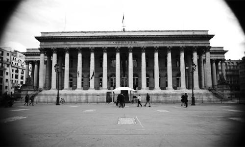 Bolsa de París