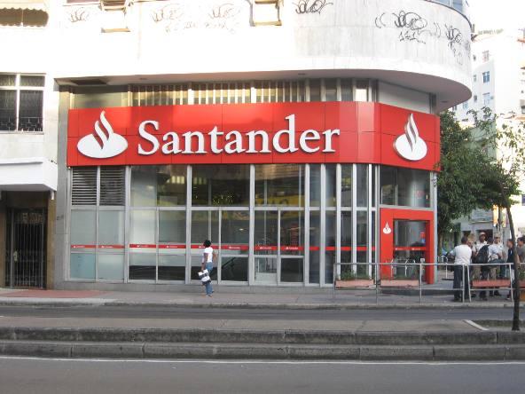 Banco Santander finanacia obras en Lorca