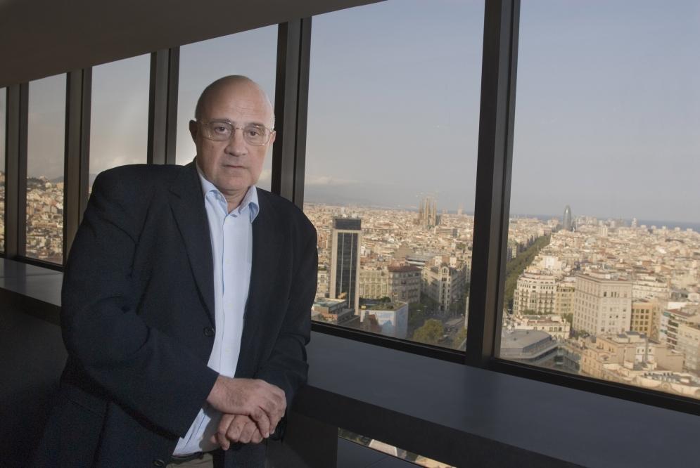 Josep Oliu apoya la elección de Roldán como presidente de AEB