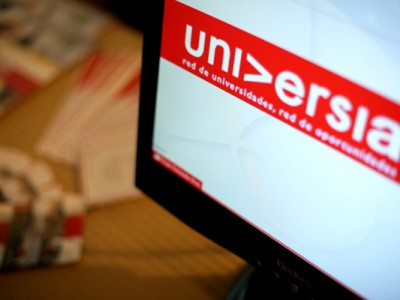 Red Universia, Banco Santander