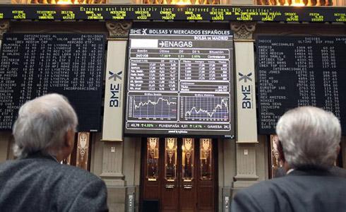 El Ibex pierde un 0,44%