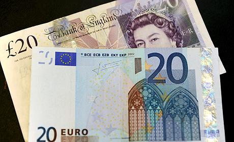 libras euros