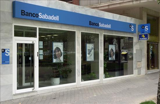 banco Sabadell exterior