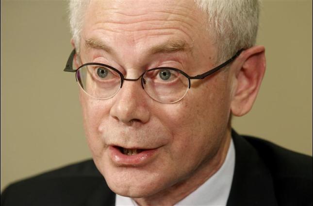 Van Rompuy da por concluida la crisis del euro