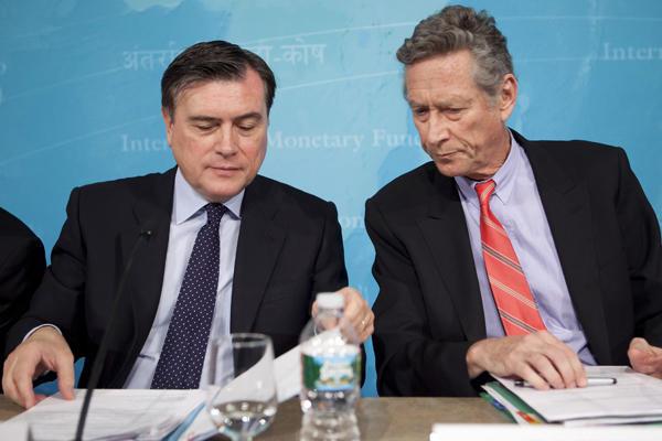 FMI perspectivas económicas