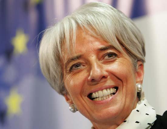 Lagarde declara ante el Tribunal de Justicia de Francia
