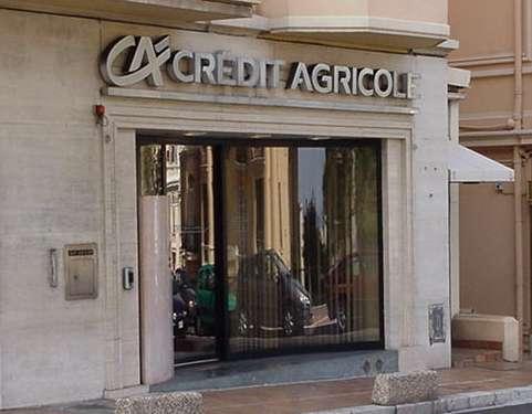 Credit Agricole registró 6.471 millones en pérdidas en 2012