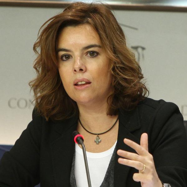 Soraya Sáenz