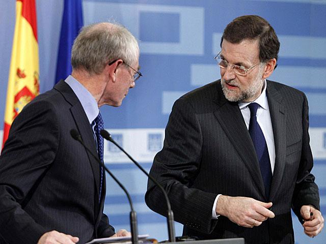 Van Rompu Rajoy