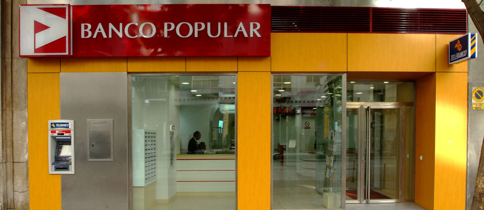 Banco popular abre oficina en varsovia for Banco abierto sabado madrid