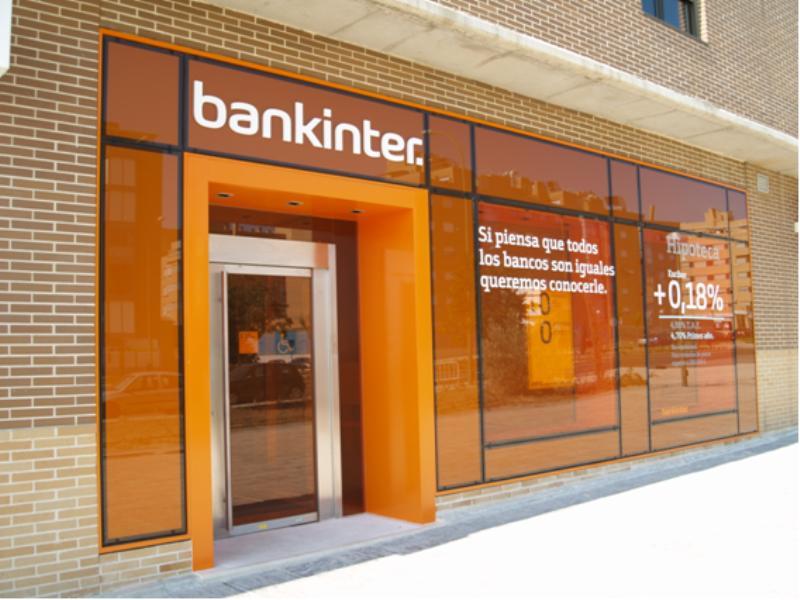 Bankinter inaugura su primera oficina sostenible for Oficinas de bankinter en madrid