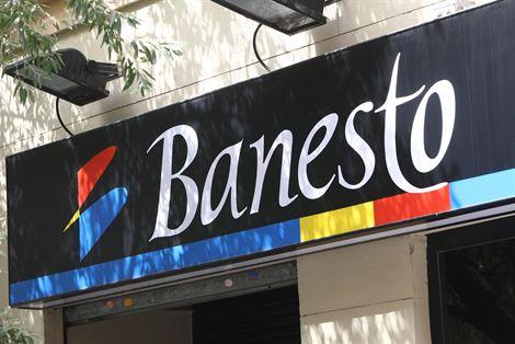 Banesto ganó 20,3 millones en el primer trimestre