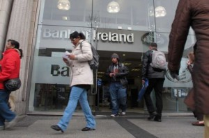 Bank of Ireland pierde 569 millones en 2013