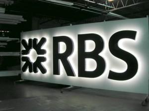 RBS obtiene un beneficio de 393 millones de libras