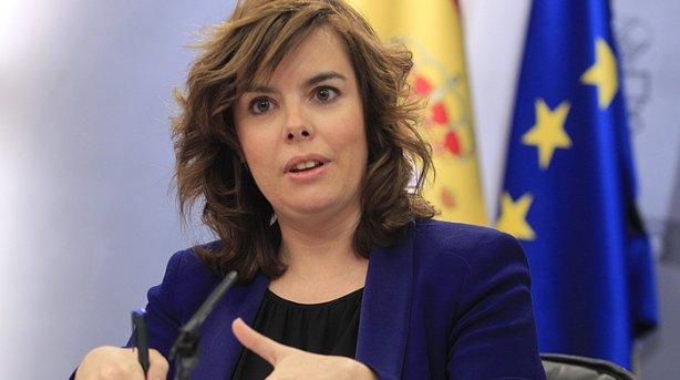 Portavoz del Gobierno español