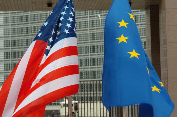 banderas eeuu y ue