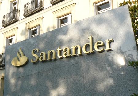 Banco Santander corporativo