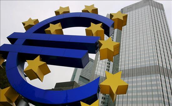 El BCE recorta sus previsiones sobre la inflación y el PIB de la eurozona