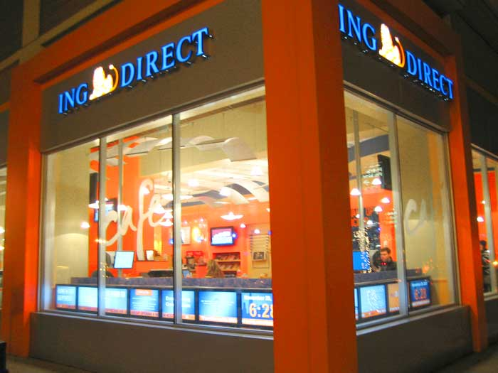 ING renuncia a ofrecer datos bancarios de sus clientes
