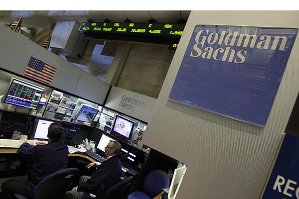 Banco Santander, recomendado por Goldman Sachs