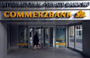Commerzbank pierde 94 millones hasta marzo