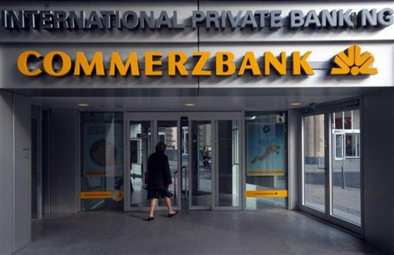 Commerzbank despedirá a 5.200 empleados