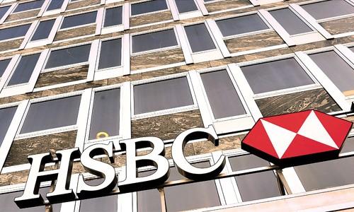 HSBC retrocede un 17,9%