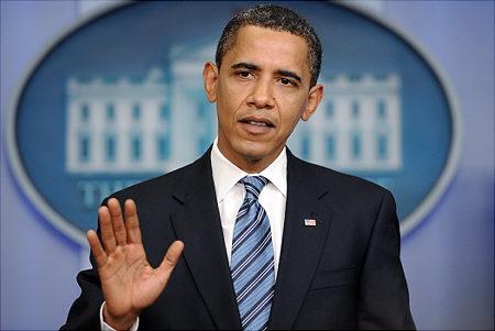 Obama anuncia medidas para la reactivación de la economía de EEUU
