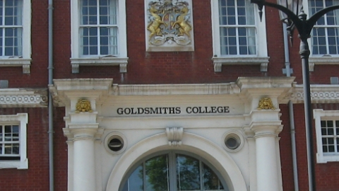 Santander uk, Goldsmiths University