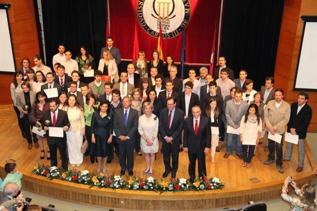 Banco Santander y la UC3M presentan los VII Premios de Excelencia