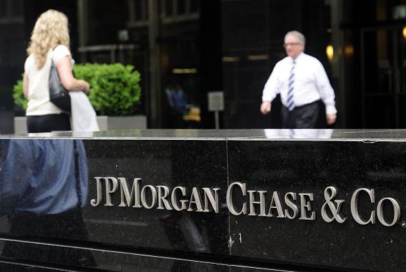 """JP Morgan podría alcanzar acuerdo en el caso """"Ballena de Londres"""""""