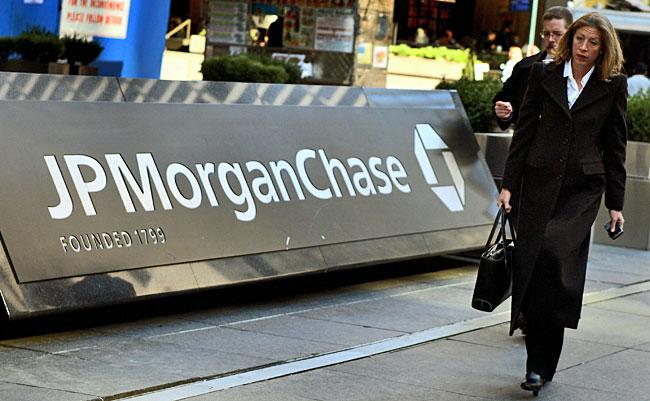 JP Morgan negocia ayudas para construir una nueva sede en Nueva York