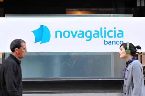 NCG Banco vende un 2,37% de Sacyr