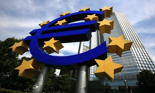 BCE: posible bajada de tipos