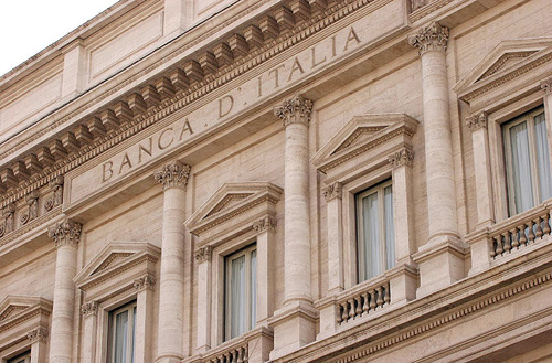 La morosidad de la banca italiana aumenta un 22,9%