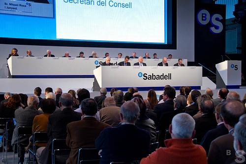 Banco Sabadell Accionistas