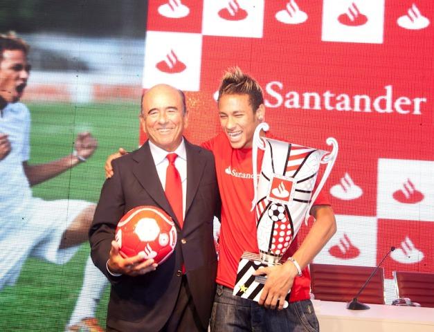 Banco Santander presenta II  Edición 'Santander Fútbol Pasión'