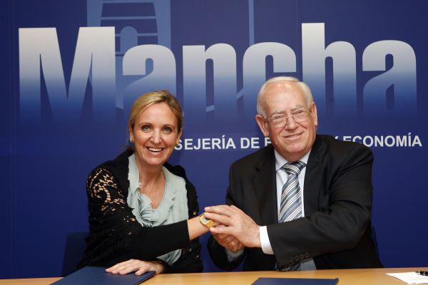 Díaz Zarco, presidente de Globalcaja