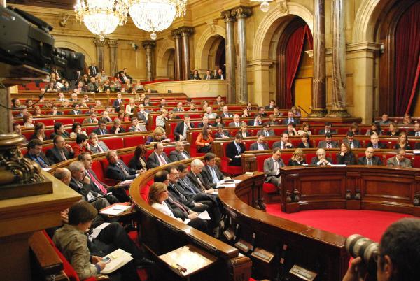 Parlamento Catalán