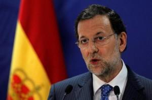Rajoy anuncia que el déficit se situó por debajo del 7%