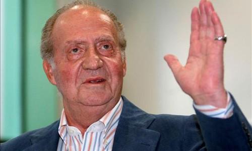 Rey don Juan Carlos