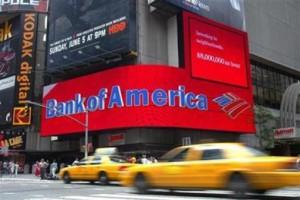 Bank of America recorta la plantilla de su unidad hipotecaria