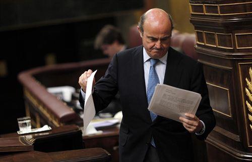 De Guindos confía en los buenos resultados de España en los test de estrés