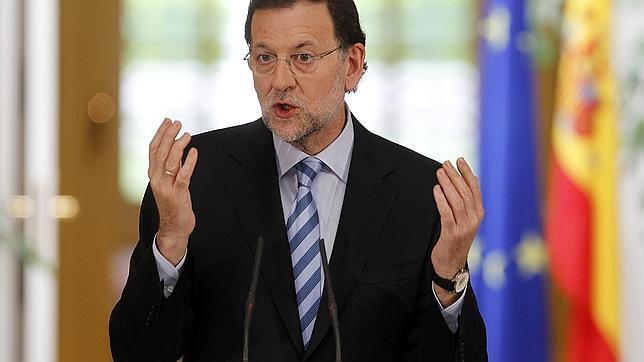 Rajoy pide a la UE asegurar el crédito a familias y pymes