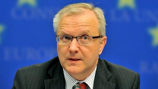 Rehn anima a continuar con las reformas en Europa